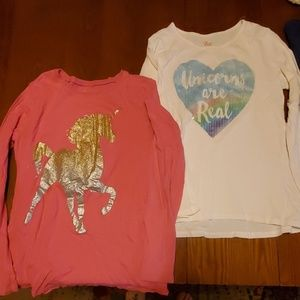 Unicorn tops